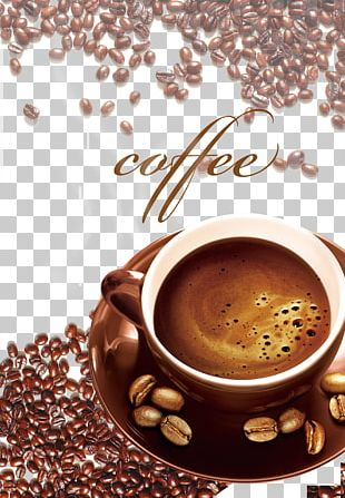Instant Coffee Espresso Cappuccino Cafe PNG