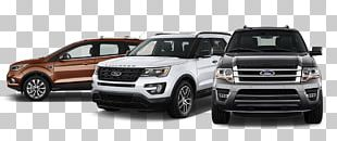 Car Sport Utility Vehicle Ford Motor Company PNG