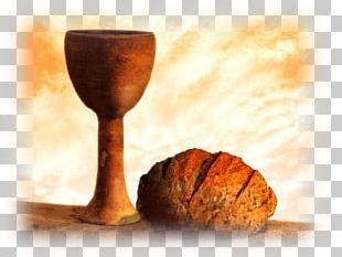 Sacramental Wine Eucharist Communion Sacramental Bread PNG