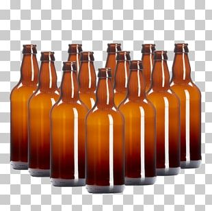 Beer Bottle Glass Bottle Caps PNG