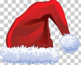 Ded Moroz Santa Claus Bonnet Hat PNG