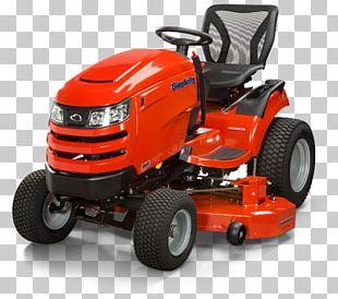 Lawn Mowers Briggs & Stratton Simplicity Broadmoor 23/50 Simplicity Outdoor Tractor PNG