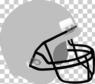 NFL American Football Helmets Detroit Lions PNG