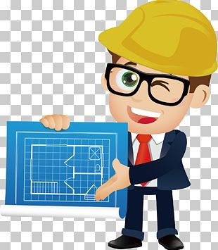 Architectural Engineering Cartoon PNG