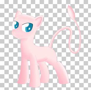 Cat Horse Pony Dog Figurine PNG