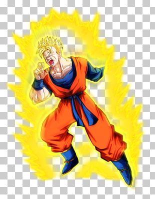 Gohan Goku Goten Trunks Dragon Ball Heroes PNG