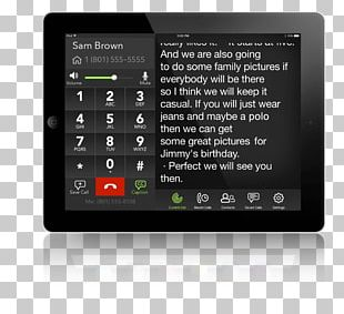 Smartphone Handheld Devices Display Device Numeric Keypads Multimedia PNG