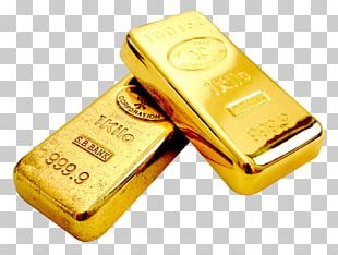 Gold As An Investment Gold Bar Gold Nugget PNG