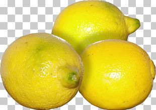 Sweet Lemon Citron Food Key Lime PNG