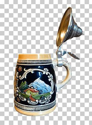 Beer Mug Mountain Decoration PNG