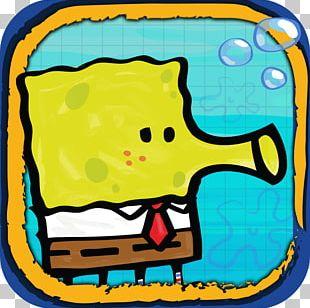 Doodle Jump Bob Esponja Plankton And Karen Nickelodeon Game PNG