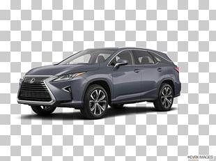 2018 Lexus RX 450h Sport Utility Vehicle Car 2019 Lexus RX 350 PNG