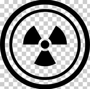 Hazard Symbol Radiation Biological Hazard Radioactive Decay PNG