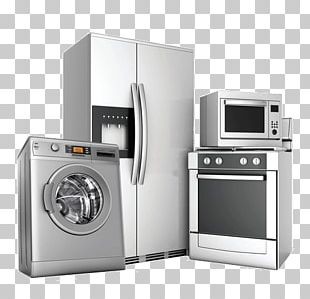 Home Appliance Refrigerator The Home Depot Kitchen Washing Machines PNG
