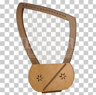 Lyre String Instruments Harp Musical Instruments PNG