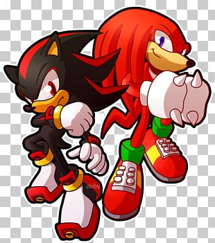 Sonic & Knuckles Sonic Advance Knuckles The Echidna Shadow The Hedgehog Sonic Adventure 2 PNG