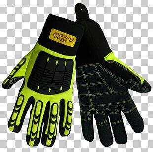 Cut-resistant Gloves High-visibility Clothing Puncture Resistance Personal Protective Equipment PNG