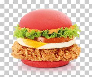 Hamburger Chicken Sandwich Chicken Patty Fast Food McDonald's PNG