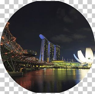 Marina Bay Sands Architectural Engineering Project Management Software PNG