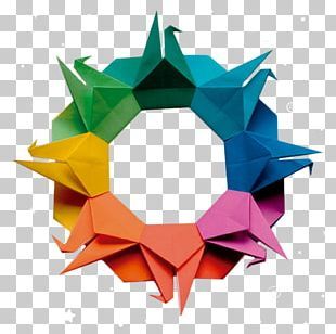 Origami Paper How To Make Origami Crane PNG