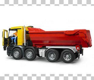 Sentinel Prime Mercedes-Benz Car Dump Truck PNG