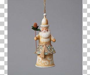 Christmas Ornament Snowman Santa Claus Head PNG