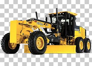 John Deere Palmero Grader Architectural Engineering Tractor PNG