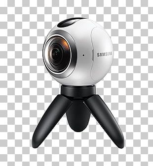 Samsung Gear 360 Camera PNG