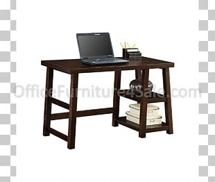 Standing Desk Furniture Computer Desk Office Depot PNG