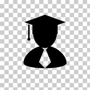 Graduation Ceremony Education School Silhouette PNG
