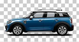 2019 MINI Cooper Countryman Mini Clubman Car Mini Hatch PNG