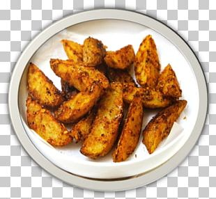 Potato Wedges Baked Potato Fried Chicken French Fries Recipe PNG