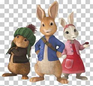 Peter Rabbit And Friends PNG