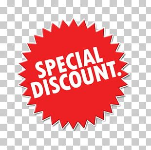 Special Discount Sign PNG