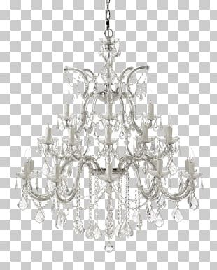 Paracas Candelabra Chandelier Light PNG