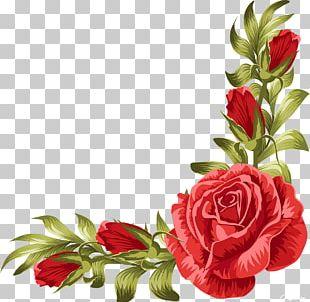 Wedding Invitation Rose Flower Leaf PNG