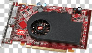 Graphics Cards & Video Adapters Computer Cooling Motherboard ATI Radeon X1650 Computer Hardware PNG
