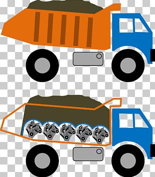 Dump Truck Diesel Engine Architectural Engineering PNG
