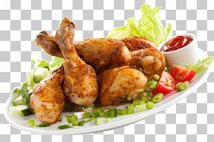 Fried Chicken Chicken Meat Chicken Leg Dish PNG