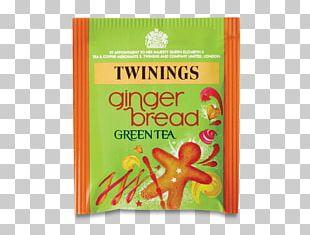 Green Tea Twinings English Breakfast Tea Gingerbread PNG