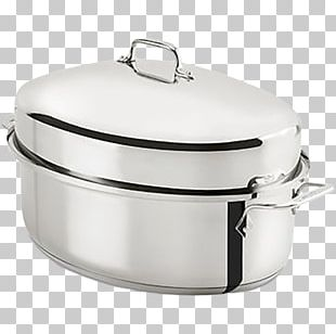 Roasting Pan Ham All-Clad Cookware PNG