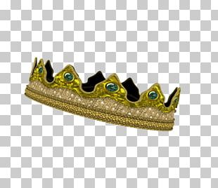 Crown Tiara Gold PNG