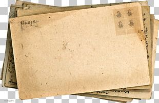 Paper Postage Stamp Postcard Postmark PNG