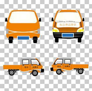 Car Advertising Sticker Gratis PNG