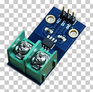 Microcontroller Electronic Component Electronics Electronic Engineering Electronic Circuit PNG