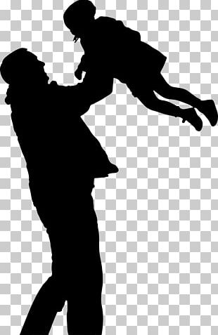 Father-daughter Dance Father-daughter Dance Silhouette PNG