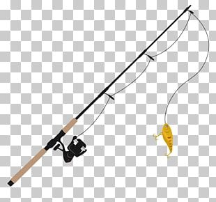Fishing Rods Fishing Line Angling PNG