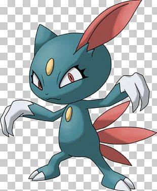 Sneasel Pokemon PNG