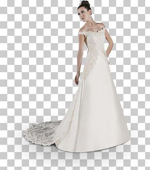 Wedding Dress Bride Ivory PNG