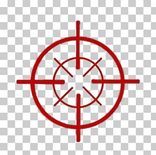 Reticle Telescopic Sight Computer Icons PNG